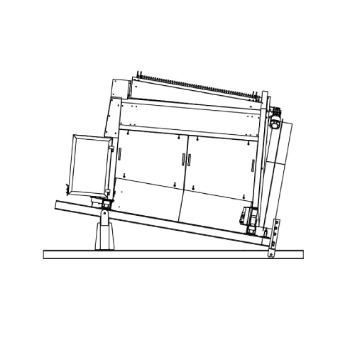 MS4200 – stationäre Doppeltrommel-Siebanlage – Zemmler Siebanlagen GmbH