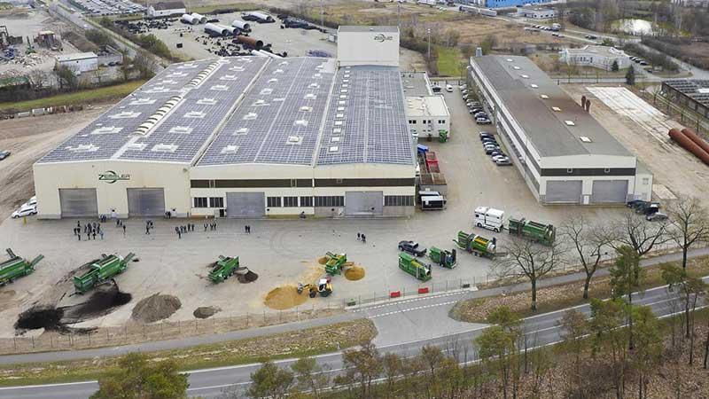 Zemmler Siebanlagen GmbH – Produktionsstandort