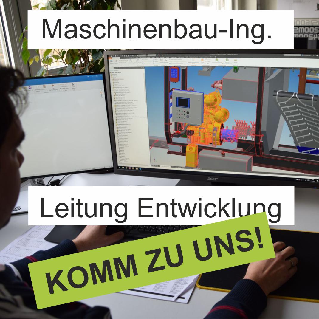 Zemmler Siebanlagen GmbH – Leiter Entwicklung